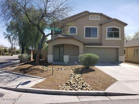 1119 E Mountain View Road, San Tan Valley, AZ 85143 (MLS #6057219) :: The Laughton Team