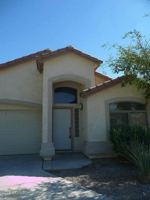 1257 N 159TH Lane, Goodyear, AZ 85338 (MLS #6057566) :: Kortright Group - West USA Realty