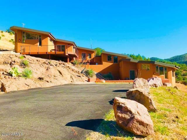 2178 W Highway 80, Bisbee, AZ 85603 (MLS #6057603) :: The Garcia Group