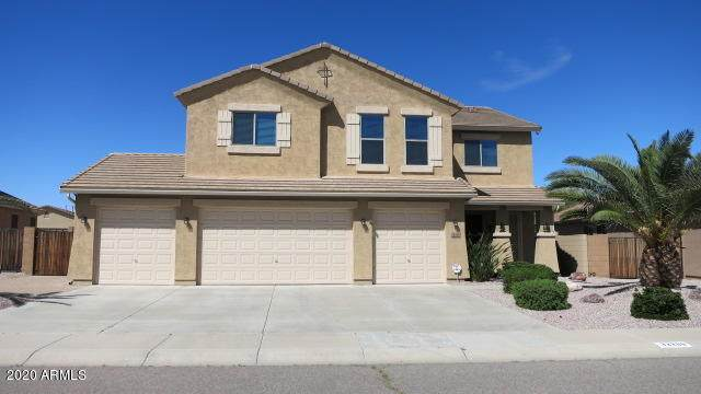 32266 N Margaret Way, Queen Creek, AZ 85142 (MLS #6057626) :: The Kenny Klaus Team