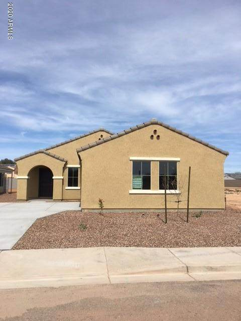 981 W Prior Avenue, Coolidge, AZ 85128 (MLS #6057846) :: The Everest Team at eXp Realty