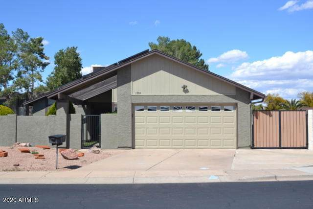 1804 W Kiowa Circle, Mesa, AZ 85202 (MLS #6057867) :: Dijkstra & Co.