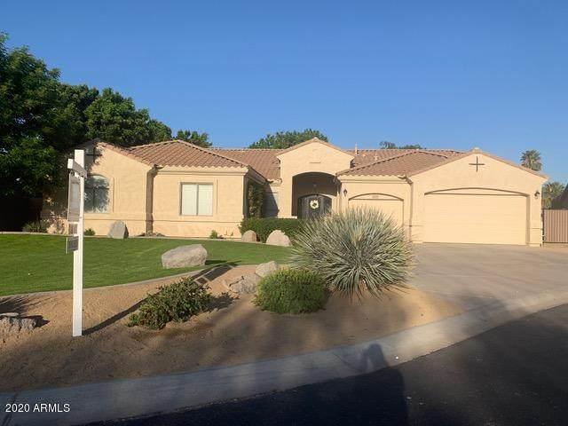24034 N 80th Avenue, Peoria, AZ 85383 (MLS #6057879) :: Nate Martinez Team
