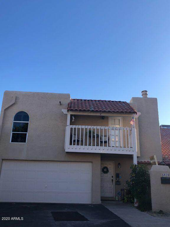 5811 N 8th Place, Phoenix, AZ 85014 (MLS #6057935) :: Riddle Realty Group - Keller Williams Arizona Realty