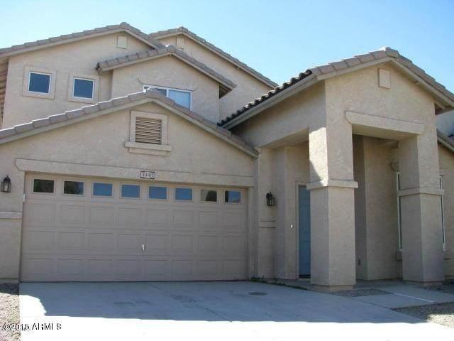 44411 W Oster Drive, Maricopa, AZ 85138 (MLS #6057941) :: The Daniel Montez Real Estate Group