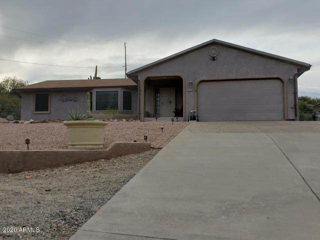 33270 S Summit Drive, Black Canyon City, AZ 85324 (MLS #6057950) :: CC & Co. Real Estate Team