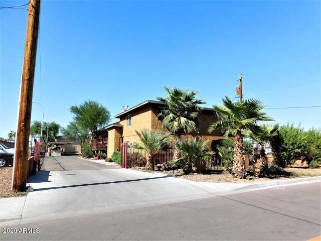 2537 W Georgia Avenue #10, Phoenix, AZ 85017 (#6057955) :: The Josh Berkley Team