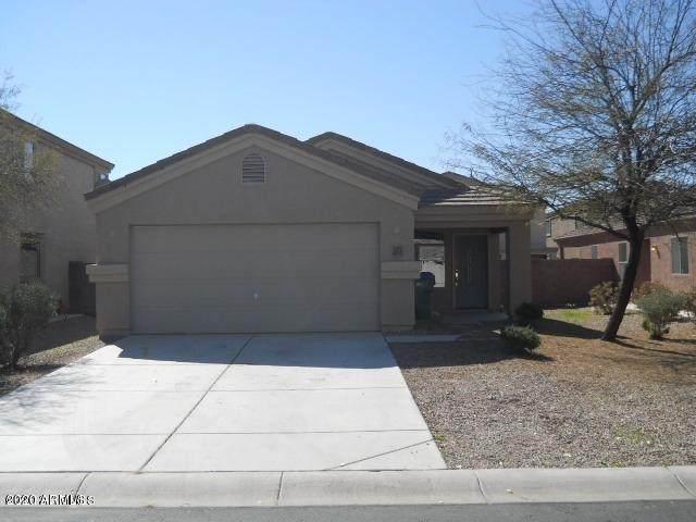 43215 W Kristal Lane, Maricopa, AZ 85138 (MLS #6057959) :: The Daniel Montez Real Estate Group