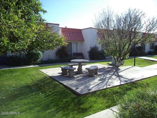 6822 N 35TH Avenue H, Phoenix, AZ 85017 (MLS #6057963) :: Nate Martinez Team