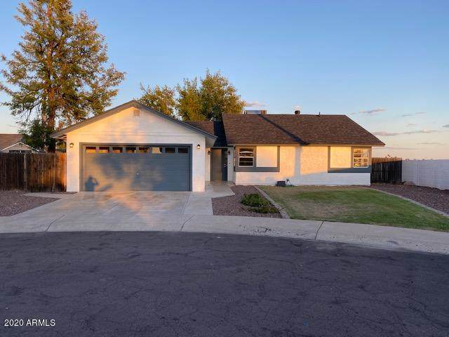14623 N 64TH Avenue, Glendale, AZ 85306 (MLS #6058293) :: The Property Partners at eXp Realty