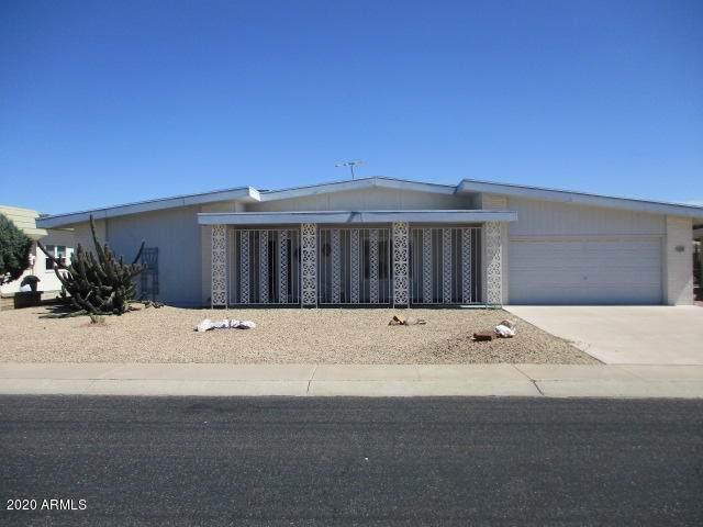 10629 W Sequoia Drive, Sun City, AZ 85373 (MLS #6058350) :: Riddle Realty Group - Keller Williams Arizona Realty