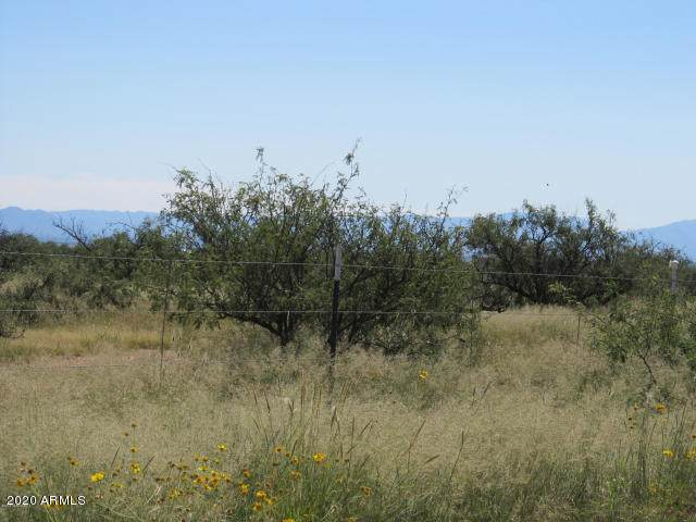 Lot 15 B Chula Vista Estates, Huachuca City, AZ 85616 (MLS #6058636) :: Conway Real Estate