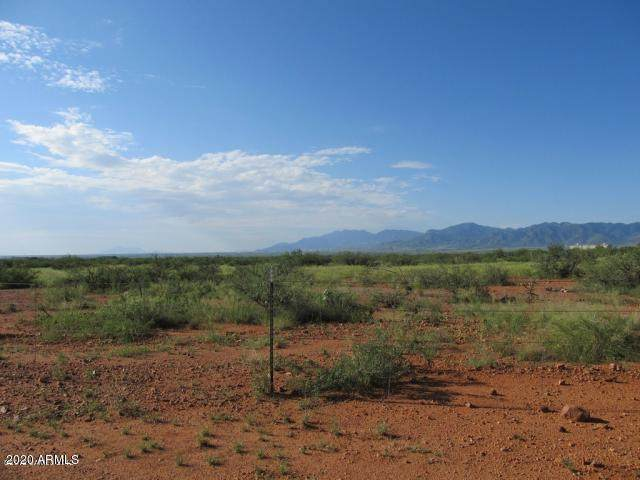 Lot 36B Chual Vista Estates, Huachuca City, AZ 85616 (MLS #6058660) :: Conway Real Estate