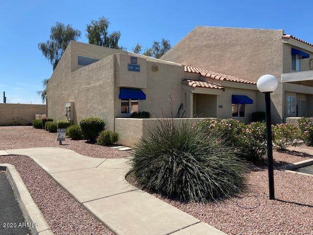 220 N 22ND Place #1081, Mesa, AZ 85213 (MLS #6058818) :: Howe Realty