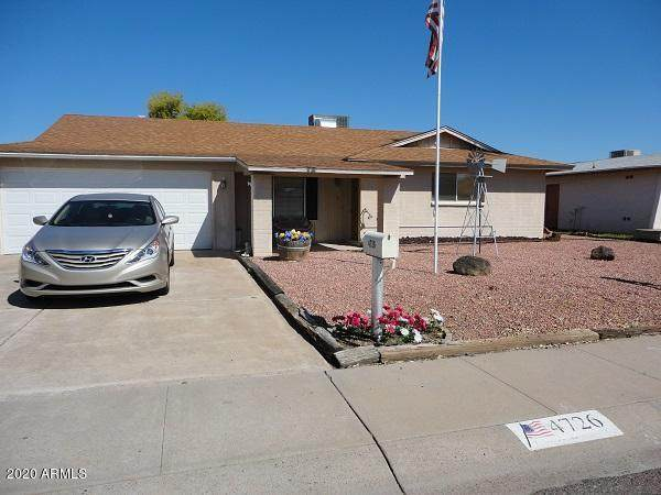 4726 W Sunnyside Avenue, Glendale, AZ 85304 (MLS #6058890) :: Devor Real Estate Associates