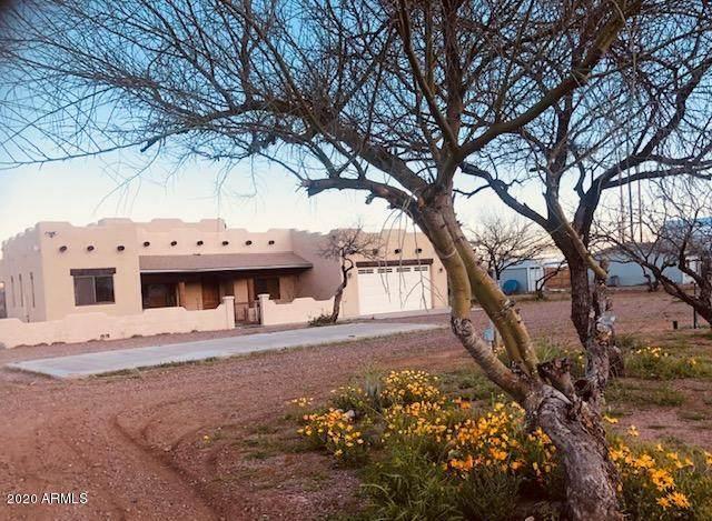 671 N Mclellan Drive, Tonto Basin, AZ 85553 (MLS #6058943) :: Howe Realty