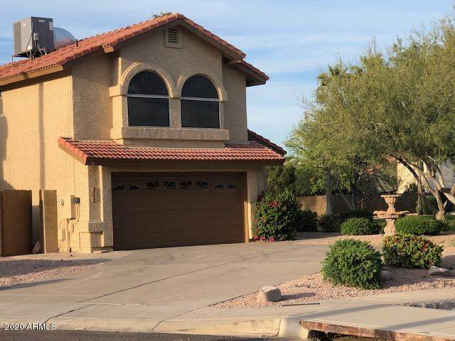 2378 W Gail Drive, Chandler, AZ 85224 (MLS #6059484) :: Conway Real Estate
