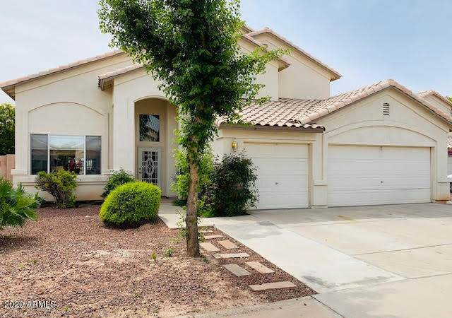 16263 W Lincoln Street, Goodyear, AZ 85338 (MLS #6059498) :: NextView Home Professionals, Brokered by eXp Realty