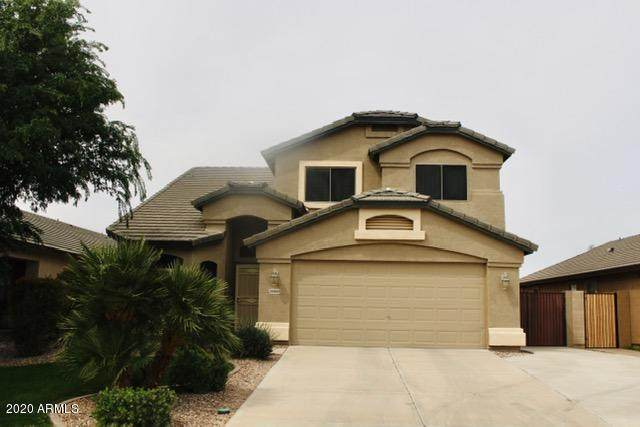 34800 N Barka Trail, San Tan Valley, AZ 85143 (MLS #6059635) :: Brett Tanner Home Selling Team