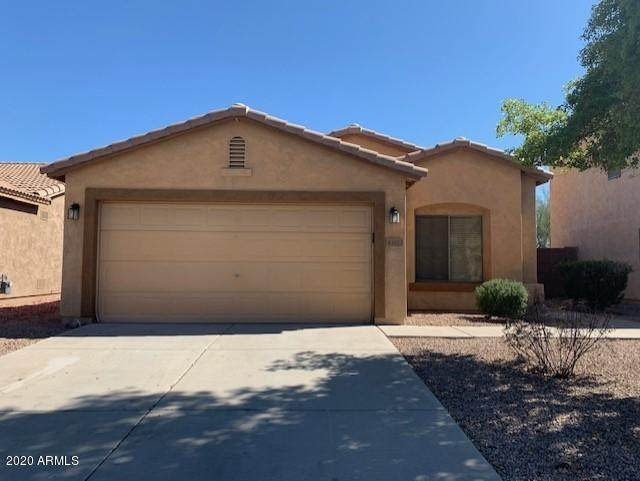 43627 W Sagebrush Trail, Maricopa, AZ 85138 (MLS #6060056) :: The Laughton Team