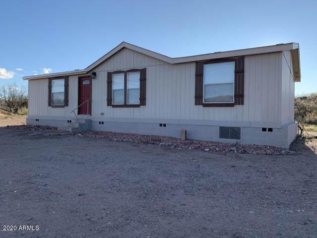 1895 N George Patton Road, Huachuca City, AZ 85616 (MLS #6060399) :: Brett Tanner Home Selling Team