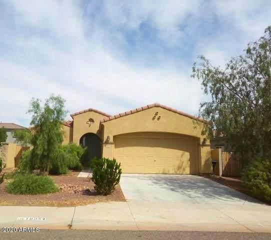 18054 W Post Drive, Surprise, AZ 85388 (MLS #6060513) :: The Laughton Team