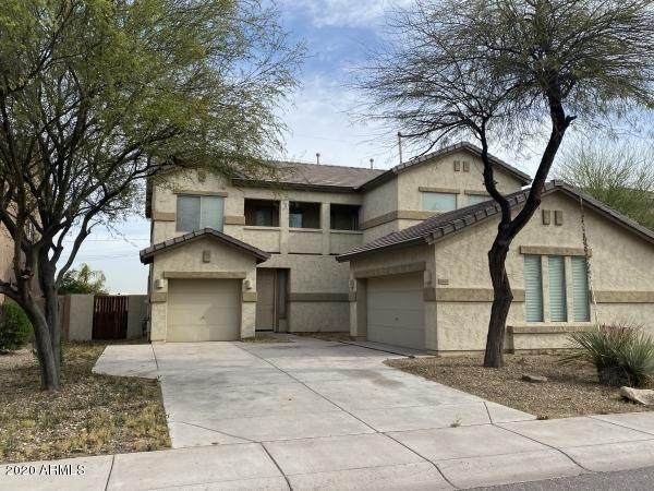 6828 W Pleasant Lane, Laveen, AZ 85339 (MLS #6060561) :: Homehelper Consultants