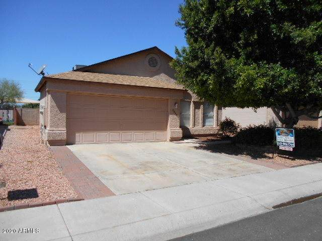 8566 N 110TH Drive, Peoria, AZ 85345 (MLS #6060948) :: Power Realty Group Model Home Center