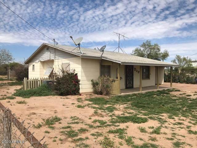 3000 S Arizola Road, Casa Grande, AZ 85122 (MLS #6061157) :: Brett Tanner Home Selling Team