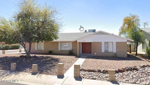 4101 W Beryl Avenue, Phoenix, AZ 85051 (MLS #6061220) :: The Property Partners at eXp Realty