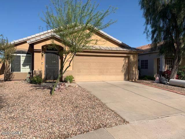 2901 S Aletta Street, Mesa, AZ 85212 (MLS #6061453) :: Lucido Agency