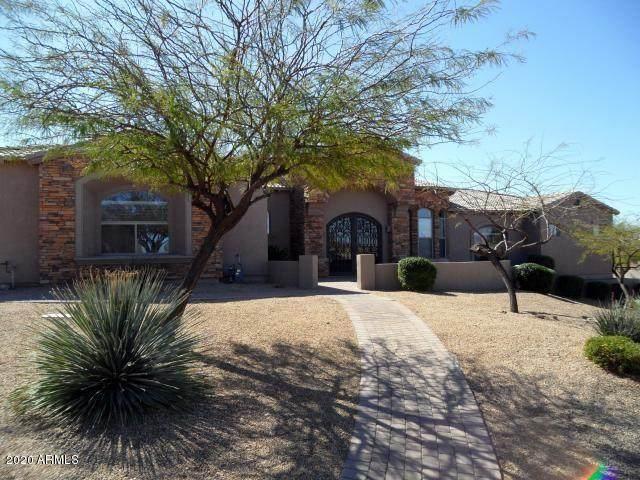 35401 N Via Tramonto Drive, Phoenix, AZ 85086 (MLS #6061479) :: Nate Martinez Team
