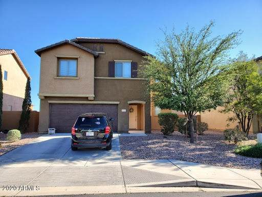 4643 W Juniper Avenue, Coolidge, AZ 85128 (MLS #6062222) :: Yost Realty Group at RE/MAX Casa Grande