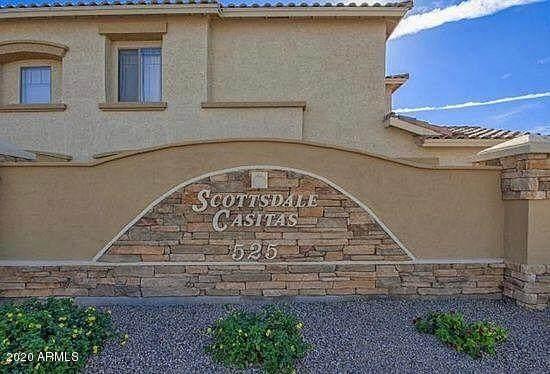 525 N Miller Road #123, Scottsdale, AZ 85257 (MLS #6062243) :: Conway Real Estate