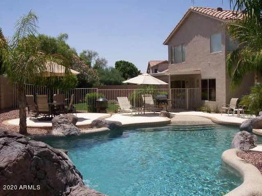 1855 W Raven Drive, Chandler, AZ 85286 (MLS #6062298) :: My Home Group