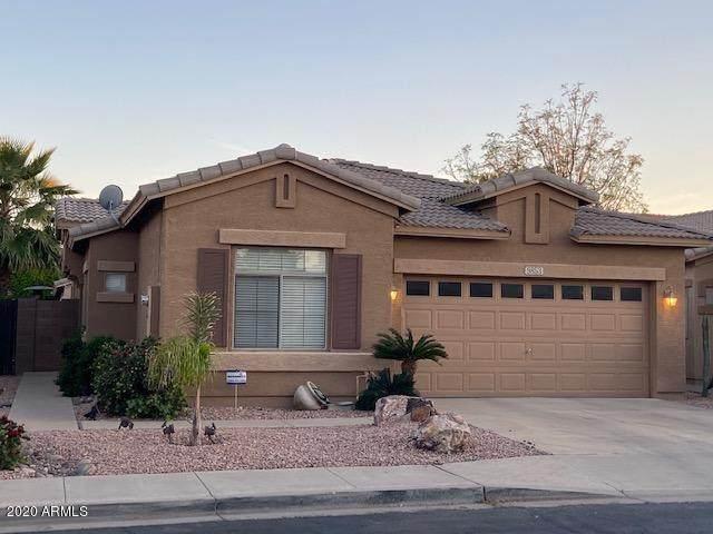 9853 E Forge Avenue, Mesa, AZ 85208 (MLS #6062337) :: Lucido Agency
