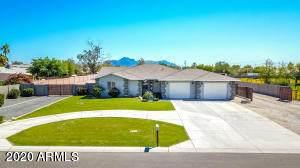 505 N 95th Place, Mesa, AZ 85207 (MLS #6062702) :: Lucido Agency
