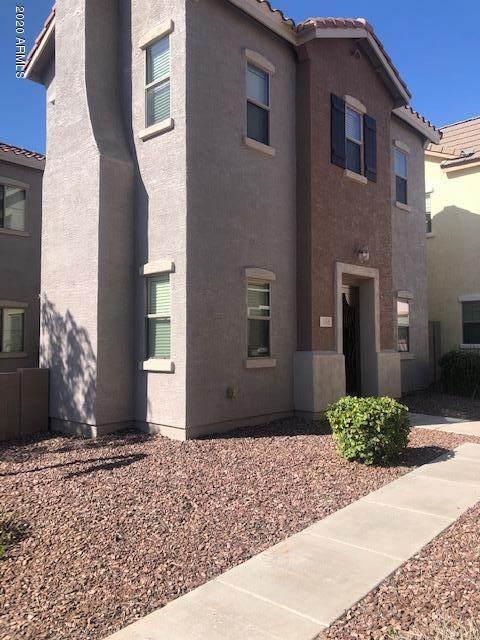 554 N Citrus Lane, Gilbert, AZ 85234 (MLS #6062735) :: Yost Realty Group at RE/MAX Casa Grande