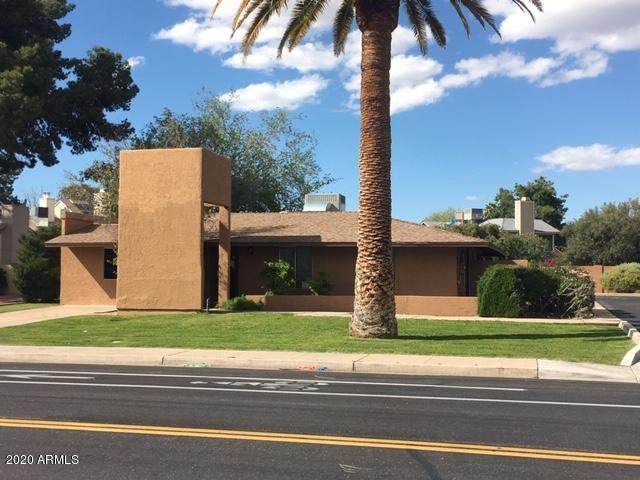 2500 N Alma School Road, Chandler, AZ 85224 (MLS #6062779) :: Openshaw Real Estate Group in partnership with The Jesse Herfel Real Estate Group