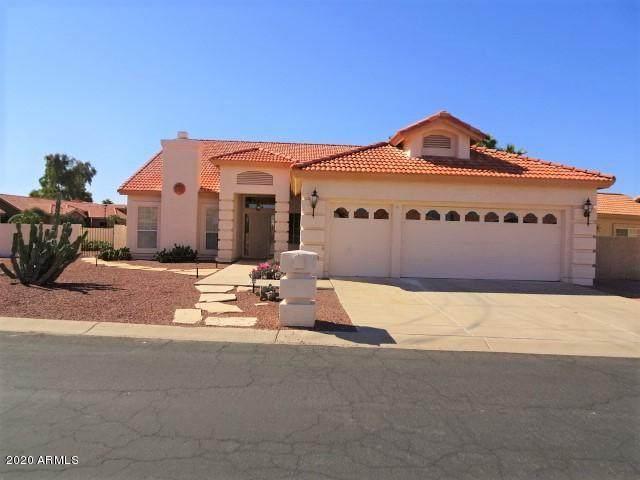 10925 E Silvertree Drive, Sun Lakes, AZ 85248 (MLS #6063250) :: Lux Home Group at  Keller Williams Realty Phoenix