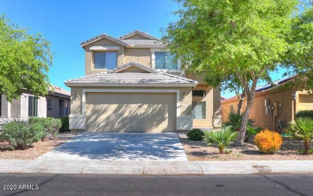 40144 W Sanders Way, Maricopa, AZ 85138 (MLS #6063367) :: Revelation Real Estate