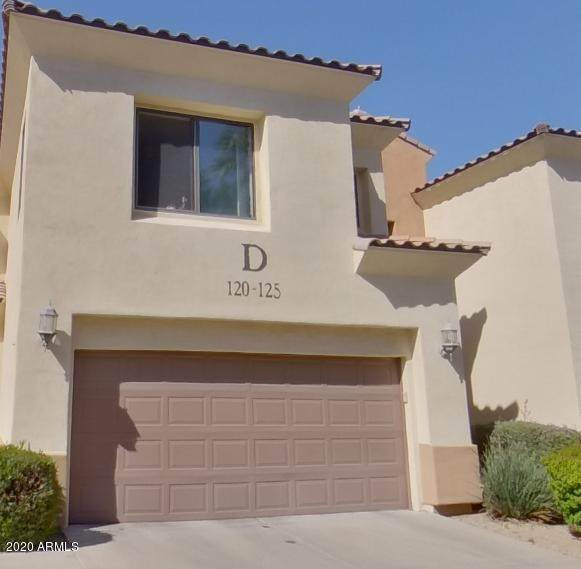 1102 W Glendale Avenue #124, Phoenix, AZ 85021 (MLS #6063581) :: Conway Real Estate