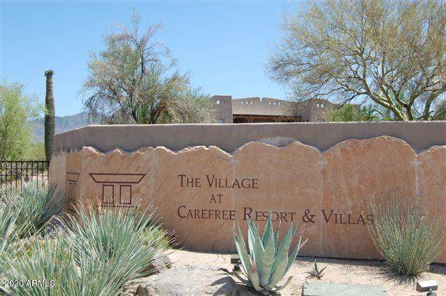 36601 N Mule Train Road 30D, Carefree, AZ 85377 (MLS #6063672) :: Conway Real Estate