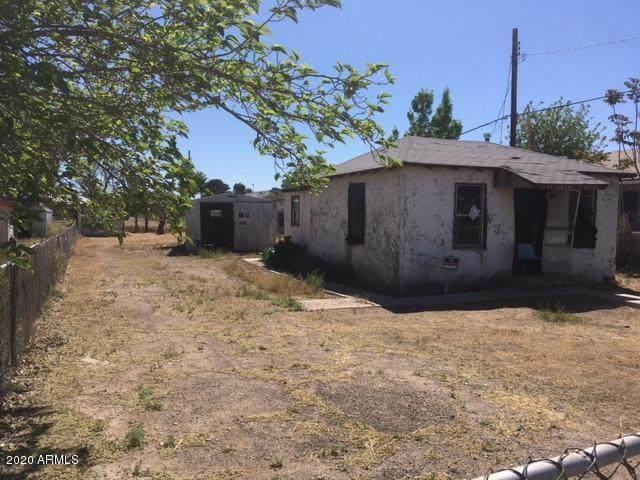 111 S 8TH Avenue, Safford, AZ 85546 (MLS #6063897) :: Conway Real Estate