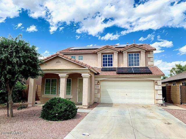 11020 N 154TH Lane, Surprise, AZ 85379 (MLS #6063902) :: CC & Co. Real Estate Team