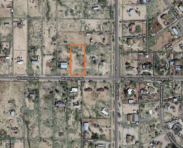 13012 S 203RD Avenue, Buckeye, AZ 85326 (MLS #6064062) :: Revelation Real Estate