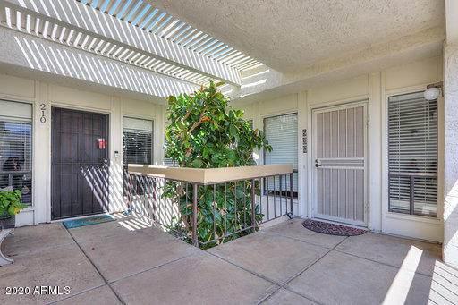 3002 N 70TH Street #209, Scottsdale, AZ 85251 (MLS #6064126) :: Riddle Realty Group - Keller Williams Arizona Realty