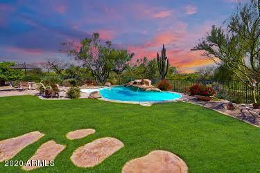 7833 E Vista Bonita Drive, Scottsdale, AZ 85255 (MLS #6064155) :: The Luna Team