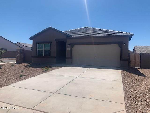 389 W Powell Drive, San Tan Valley, AZ 85140 (MLS #6067385) :: Arizona Home Group