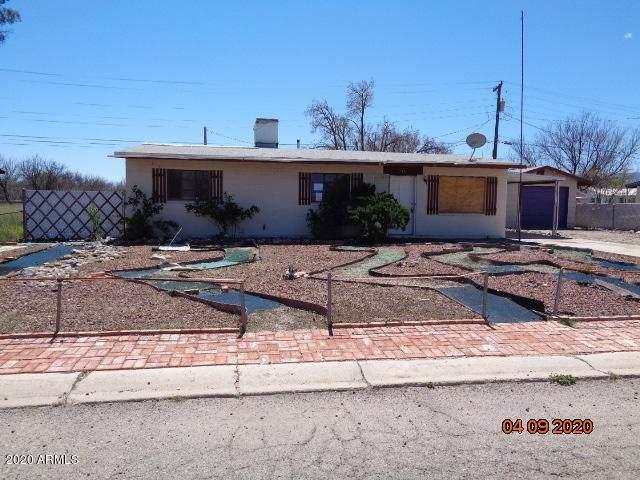 734 E Comstock Street, Benson, AZ 85602 (MLS #6069496) :: Yost Realty Group at RE/MAX Casa Grande